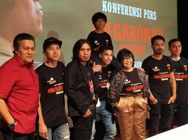 """Jumpa Pers Film """"Nagabonar Reborn"""" Nihil Artis Pendukung Utama"""