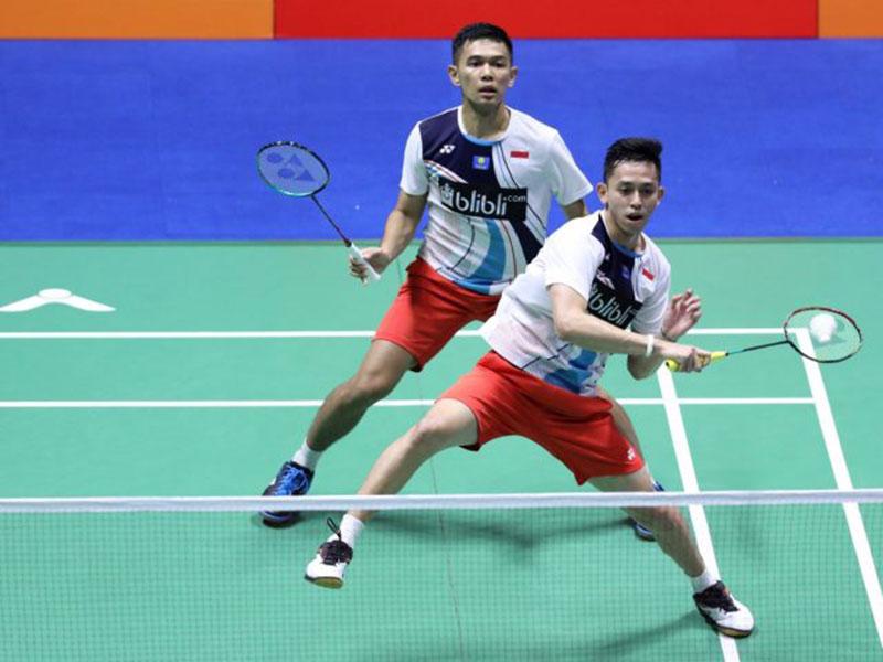Indonesia Dominasi China Open 2019