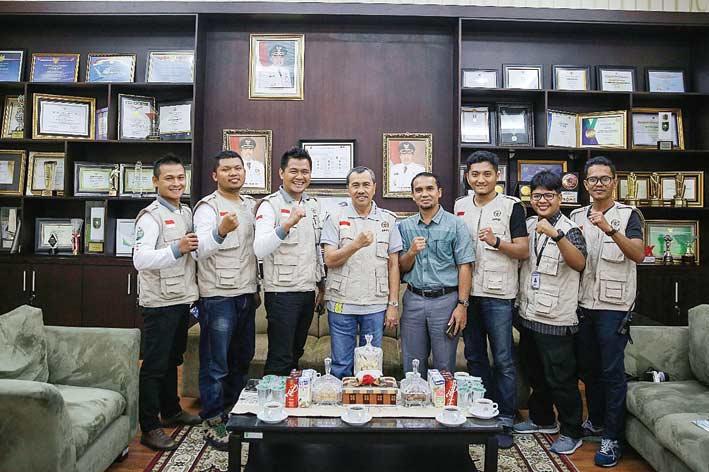 Syamsuar, Gubernur Riau Terpilih Siap Dukung APPSI