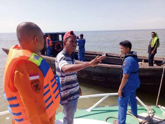 Satu ABK Hilang di Perairan Rangsang Barat