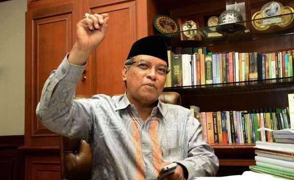Ketum PBNU Sebut Sudah Dipanggil Jokowi