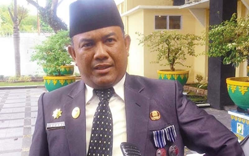 Astaka MTQ Riau Rusak
