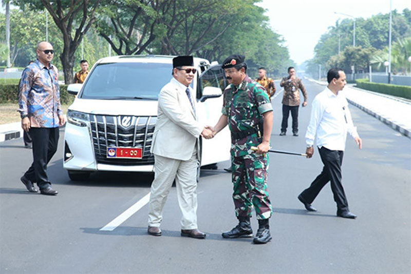 Panglima TNI Gerak Cepat Merespons Keinginan Prabowo