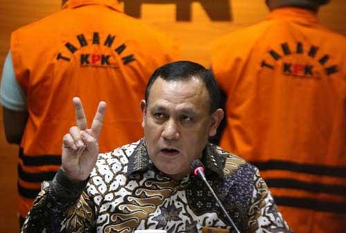 Pimpinan KPK Belum Tindaklanjuti Perintah Presiden