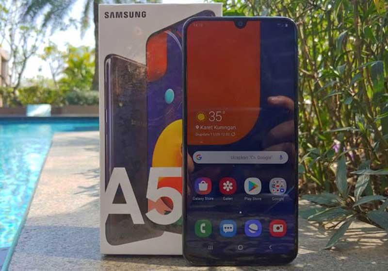 Samsung Galaxy A50s Kini Hadir di Indonesia