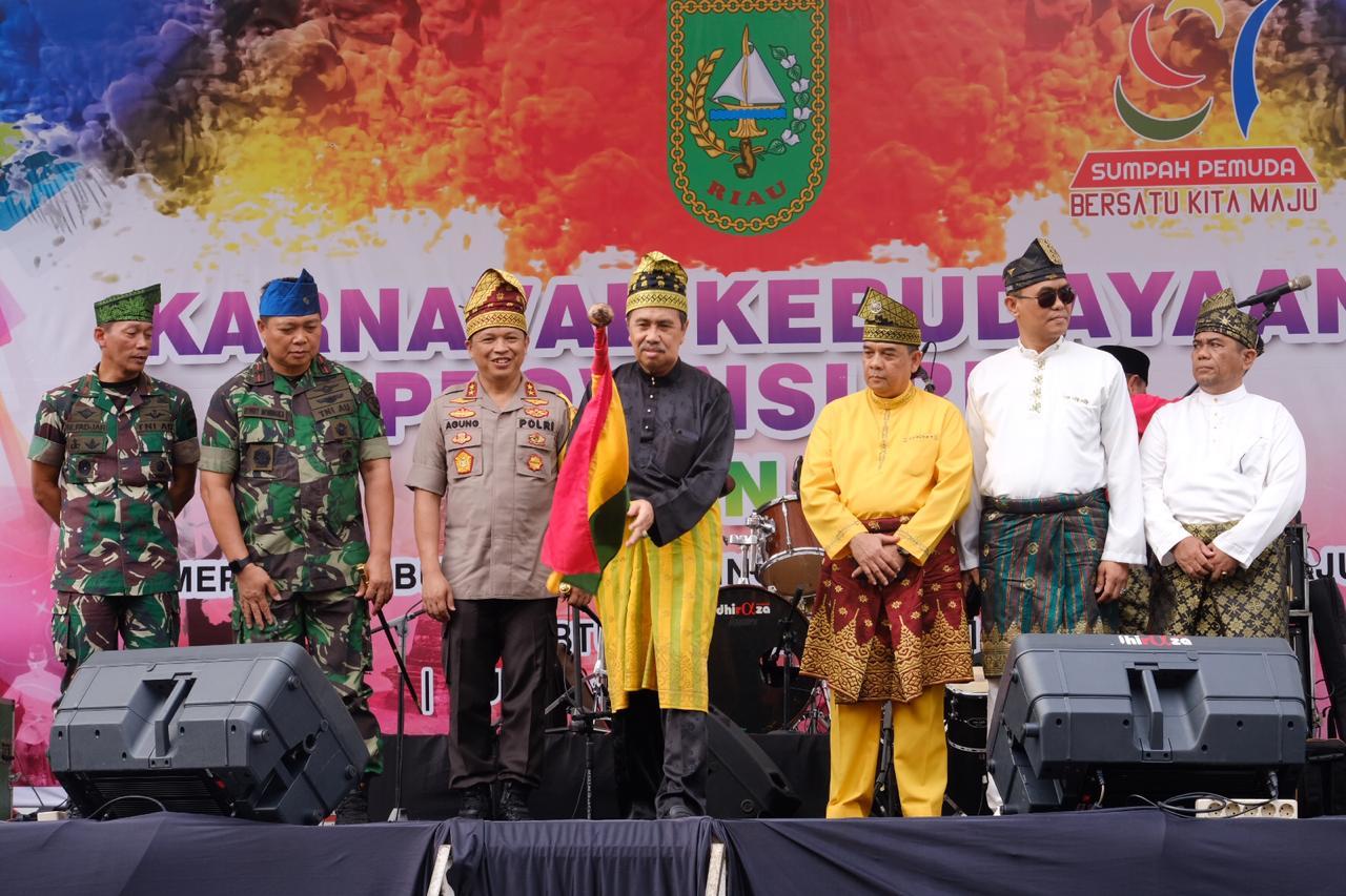 Kapolda Riau: Ciptakan Situasi Kondusif Jelang Pelantikan Presiden dan Wapres