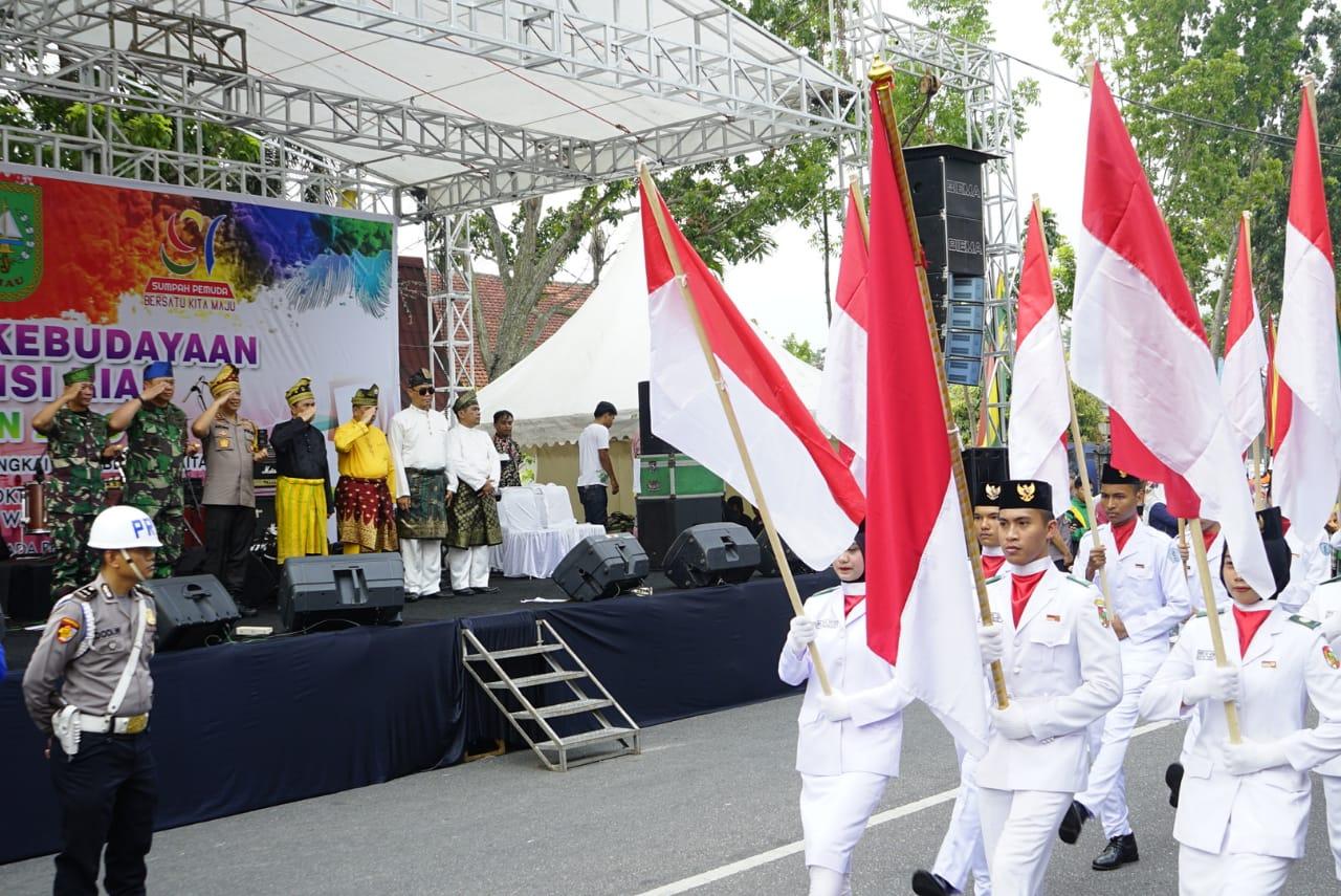 Meriah, Karnaval Budaya Memperingati Hari Sumpah Pemuda