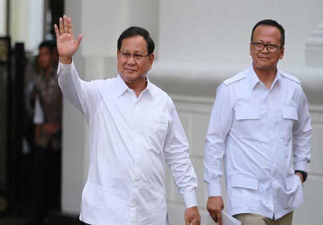 Prabowo Masuk Kabinet, Relawan Kecewa