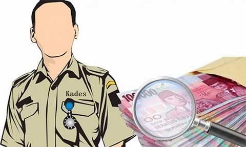 Mantan Kades Bukit Batu Dituntut 4 Tahun Penjara