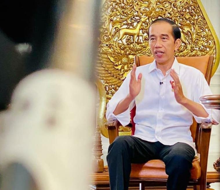 Siap Disuntik Pertama, Jokowi: Vaksin Covid-19 Gratis untuk Rakyat