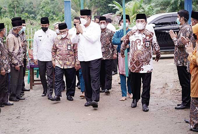 Kanwil Kemenag Riau Dukung Program Rumah Tahfiz dan Islamic Center