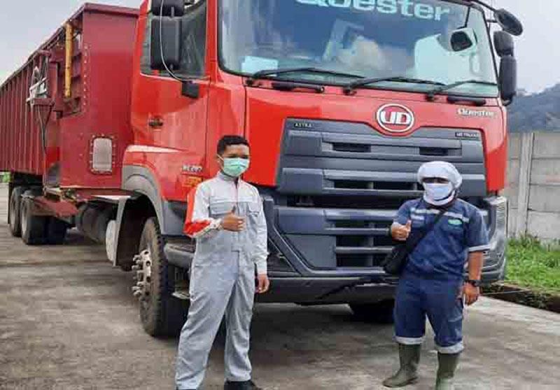 Astra UD Trucks Berikan Dukungan pada Pengusaha