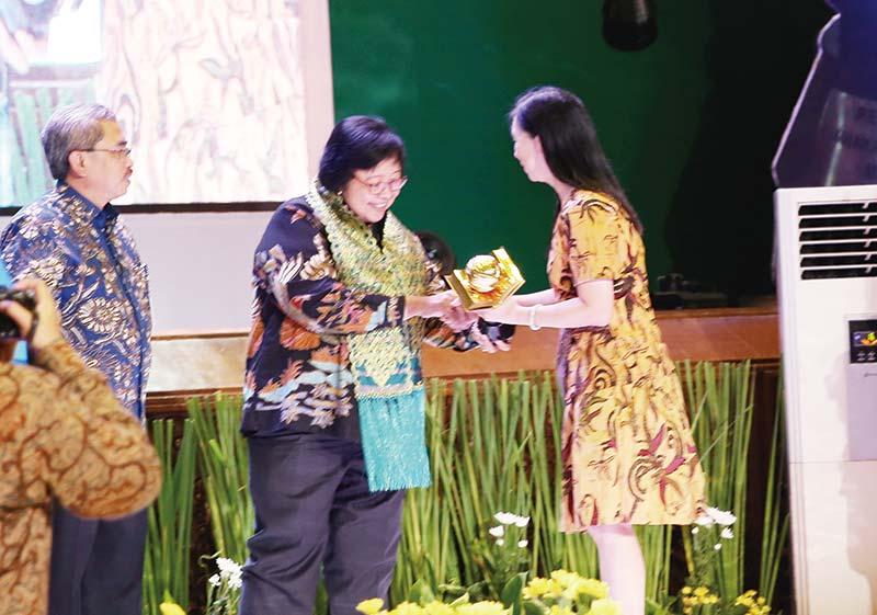 SD Global Andalan Pelalawan Raih Adiwiyata Mandiri