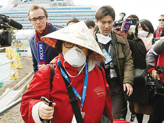 Satu Lagi Terinfeksi, Pemulangan WNI di Kapal Pesiar Belum Jelas