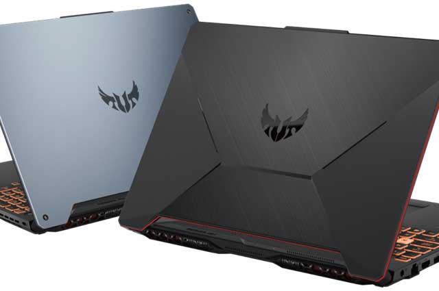 Asus Ungkap Laptop Gaming TUF Series di CES 2020