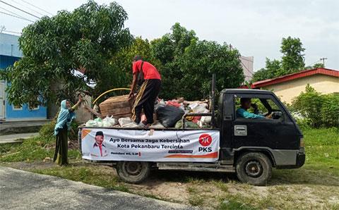 Hamdani Ajak Masyarakat Bantu Pemko Atasi Sampah