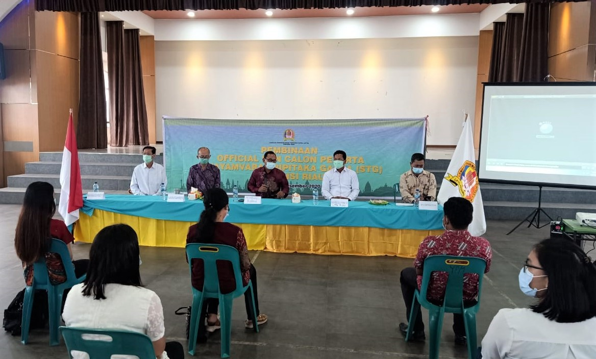Lakukan Pembinaan di Dumai, LPTG Riau Berharap Prestasi Tingkat Nasional