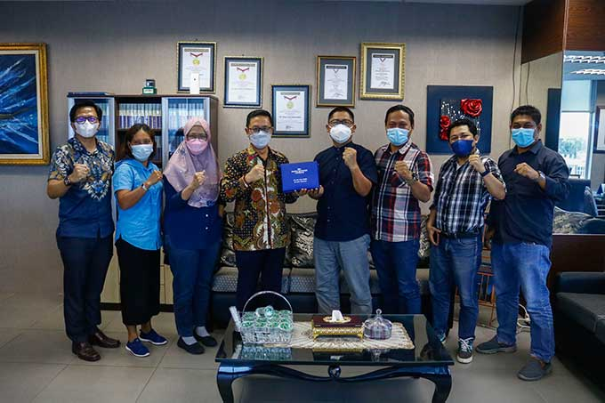 Kunjungi Riau Pos, PT CPI Bahas Blok Rokan