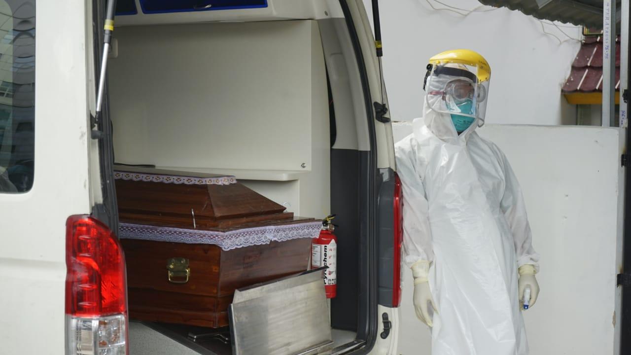 Bertambah 298 kasus, 283 Sembuh dan 8 Orang MeninggalAkibat Covid-19