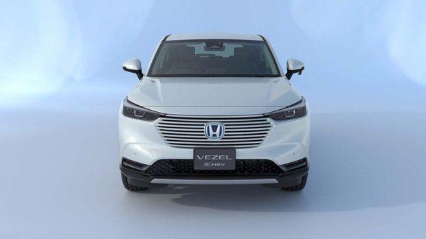 Di Jepang Honda All New HR-V Pakai Mesin Hybrid