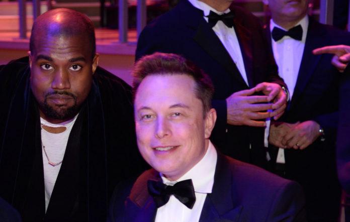 Kanye West Presiden, Elon Musk Ingin Urus Ruang Angkasa