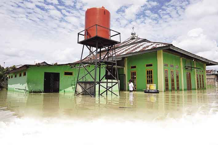 Pemko Sebut Tak Miliki Kewenangan Atasi Banjir
