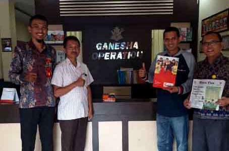 GO Siapkan Soal Tryout Riau Pos Zaman Now