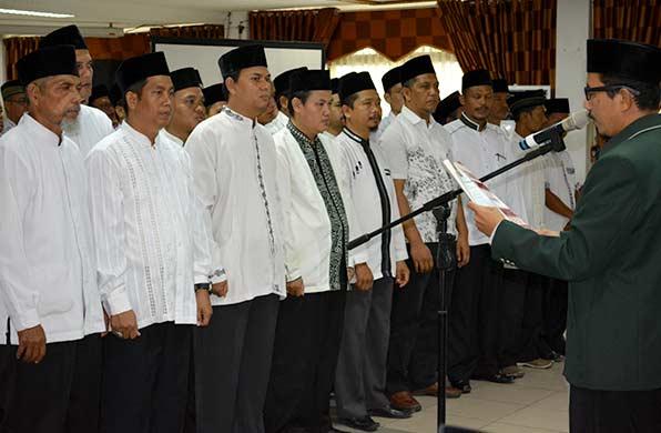 Buat Jamaah Nyaman di Masjid
