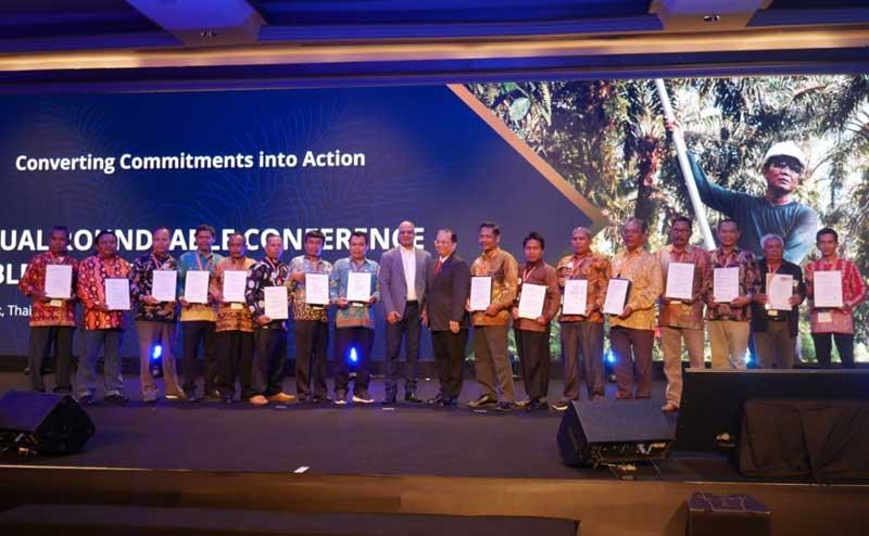 Lagi, Petani Sawit Swadaya Riau Berhasil Meraih Sertifikasi RSPO