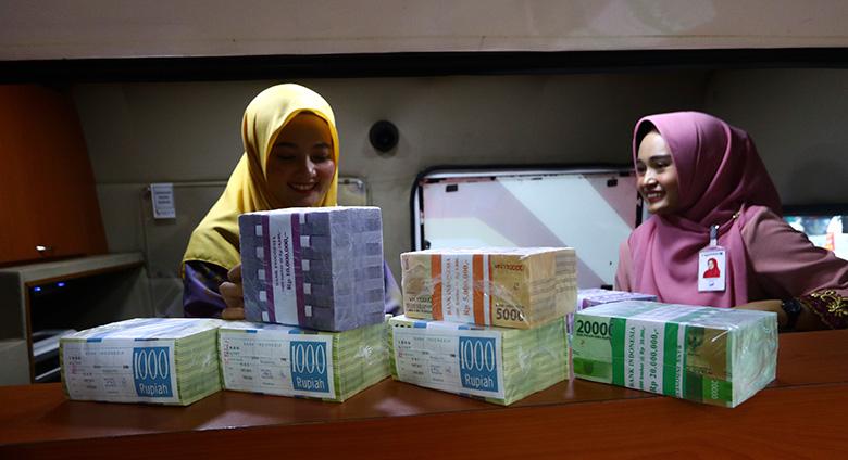 Pecahan Rp2.000 dan Rp5.000 Paling Dicari