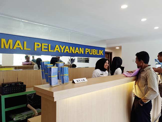 PLN Buka Gerai Layanan di MPP