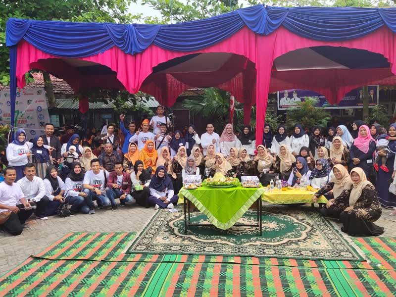 SMPN 27 Pekanbaru Rayakan Ultah Ke-17 dan Reuni Alumni