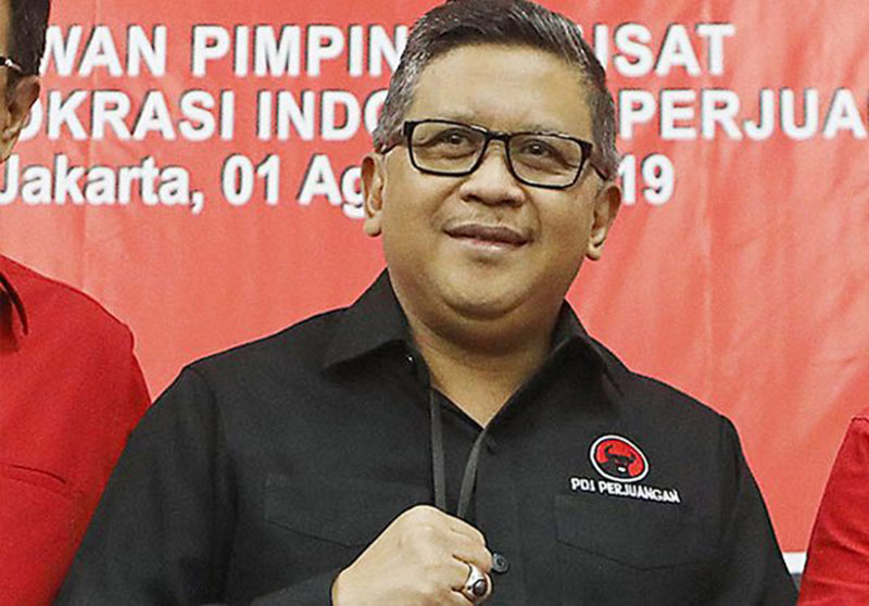 PDIP: Koalisi Hormati Keputusan Jokowi