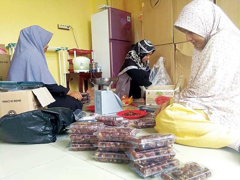 Kurma, Buah Primadona saat Ramadan