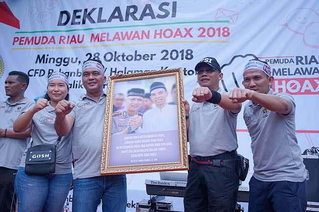 Foto UAS dan Kapolresta  Terjual Rp30 Juta