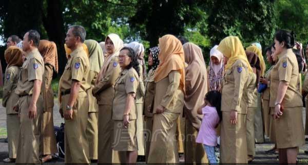 Pepres Belum Ada, Rekrutmen PPPK Tahap II Ditunda