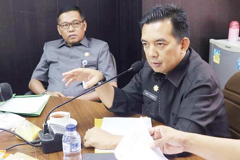 Publikasi DPRD Mengacu RKPD