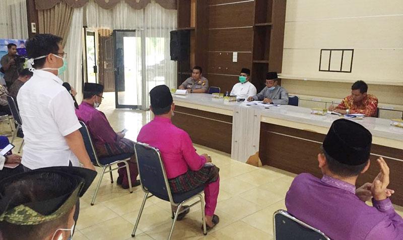 Pulang dari Jakarta, Seorang Warga Perawang, Siak, Suspect Corona