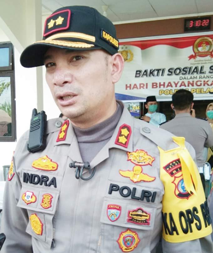 Polres Tangkap Pengendali Narkoba Jaringan Lapas di Pekanbaru