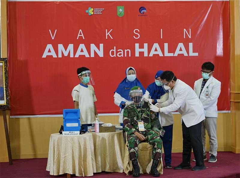 Tambah 116 Kasus Baru, Total Kasus Aktif di Riau 1.011 Orang