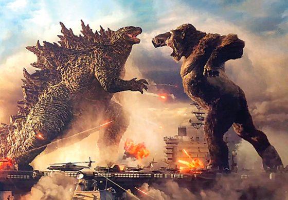 Godzilla vs Kong, Pertarungan Sengit Sambut Penonton di Bioskop