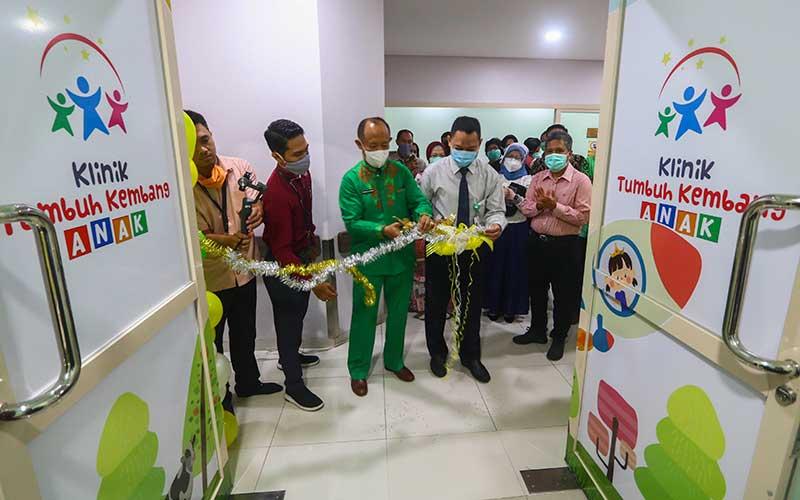 RS Awal Bros A Yani Resmikan Klinik Tumbuh Kembang Anak