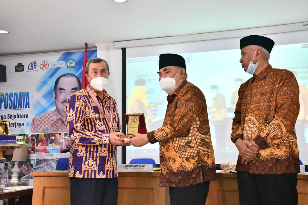 Gubri Terima Penghargaan, PWRI: Hanya Pejabat Tertentu yang Kami Beri
