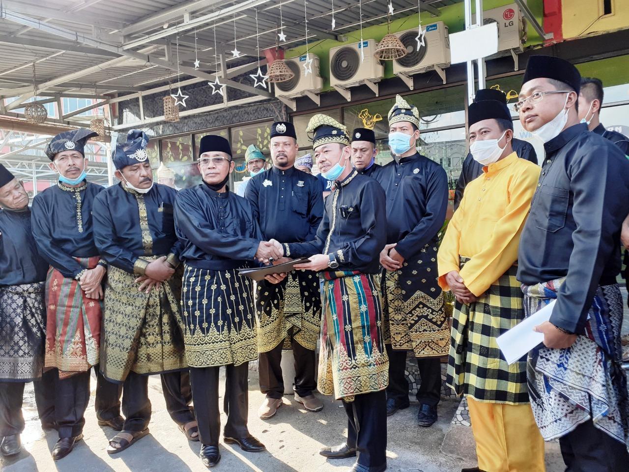 Pengelolaan Blok Rokan, Tokoh Adat Melayu di Rohil Sampaikan Tuntutan