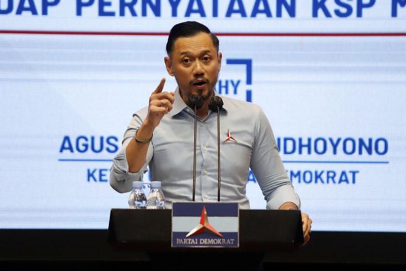 Jubir Partai Demokrat KLB Minta SBY dan AHY Minta Maaf ke Moeldoko