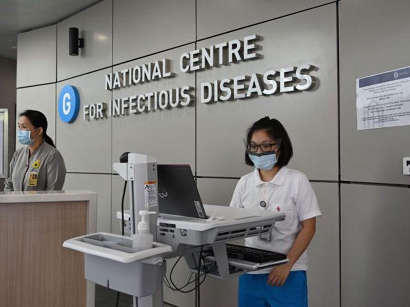Di Singapura, Positif Virus Corona WNA Dikenakan Biaya Perawatan