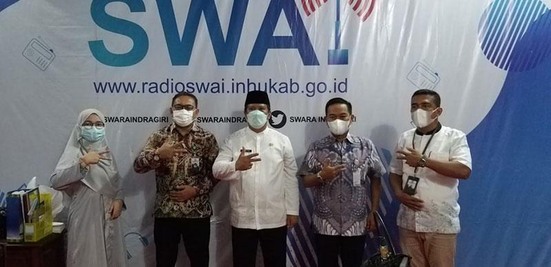 KPID Riau Bahas Peran Media di Masa Covid-19