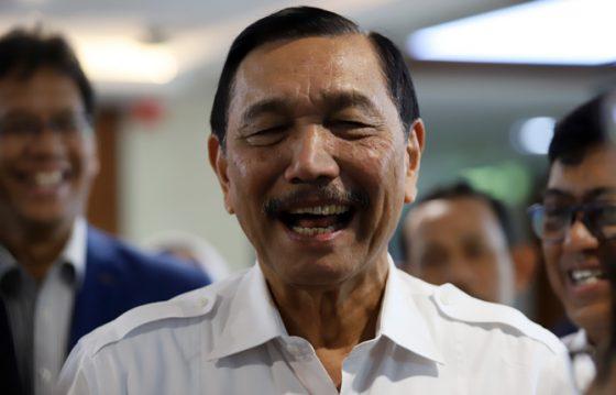 Luhut Ditunjuk Pimpin Penanganan Covid-19 di Jawa-Bali, Ini Kata PDIP