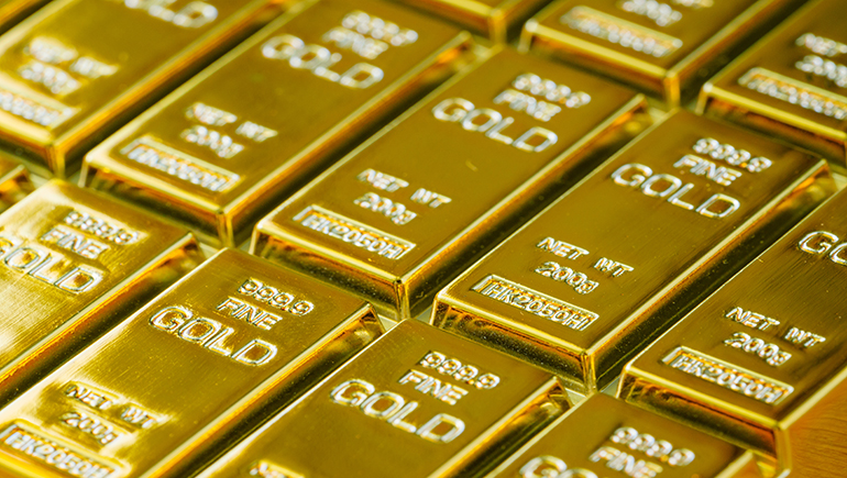 Emas Dunia Kembali Berkilau