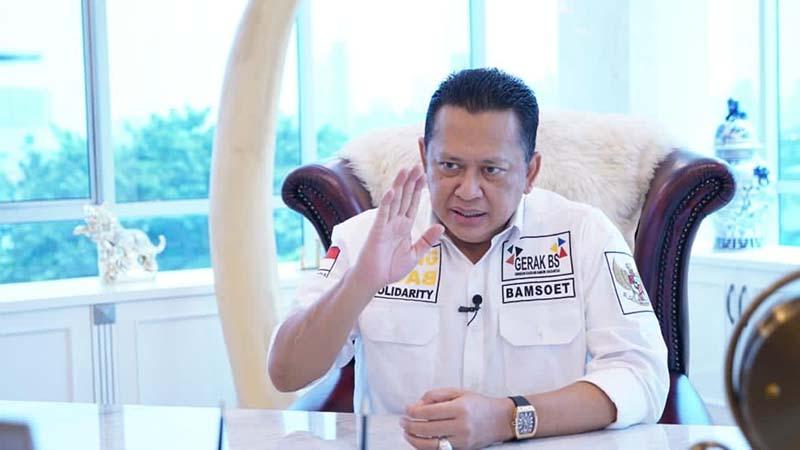 Bamsoet: Pancasila Sumber dari Segala Sumber Hukum di Indonesia